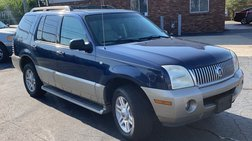 2005 Mercury Mountaineer 4.0L AWD #105