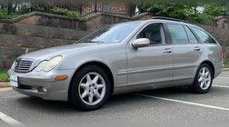 2003 Mercedes-Benz C-Class C 240 4MATIC