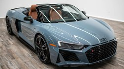 2020 Audi R8 5.2 quattro V10 perform. Spyder