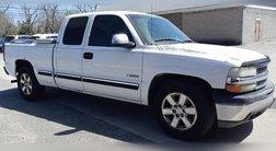 2002 Chevrolet Silverado 1500 LS EXT. CAB SHORT BED 2WD