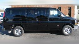 2020 GMC Savana Passenger LS 3500
