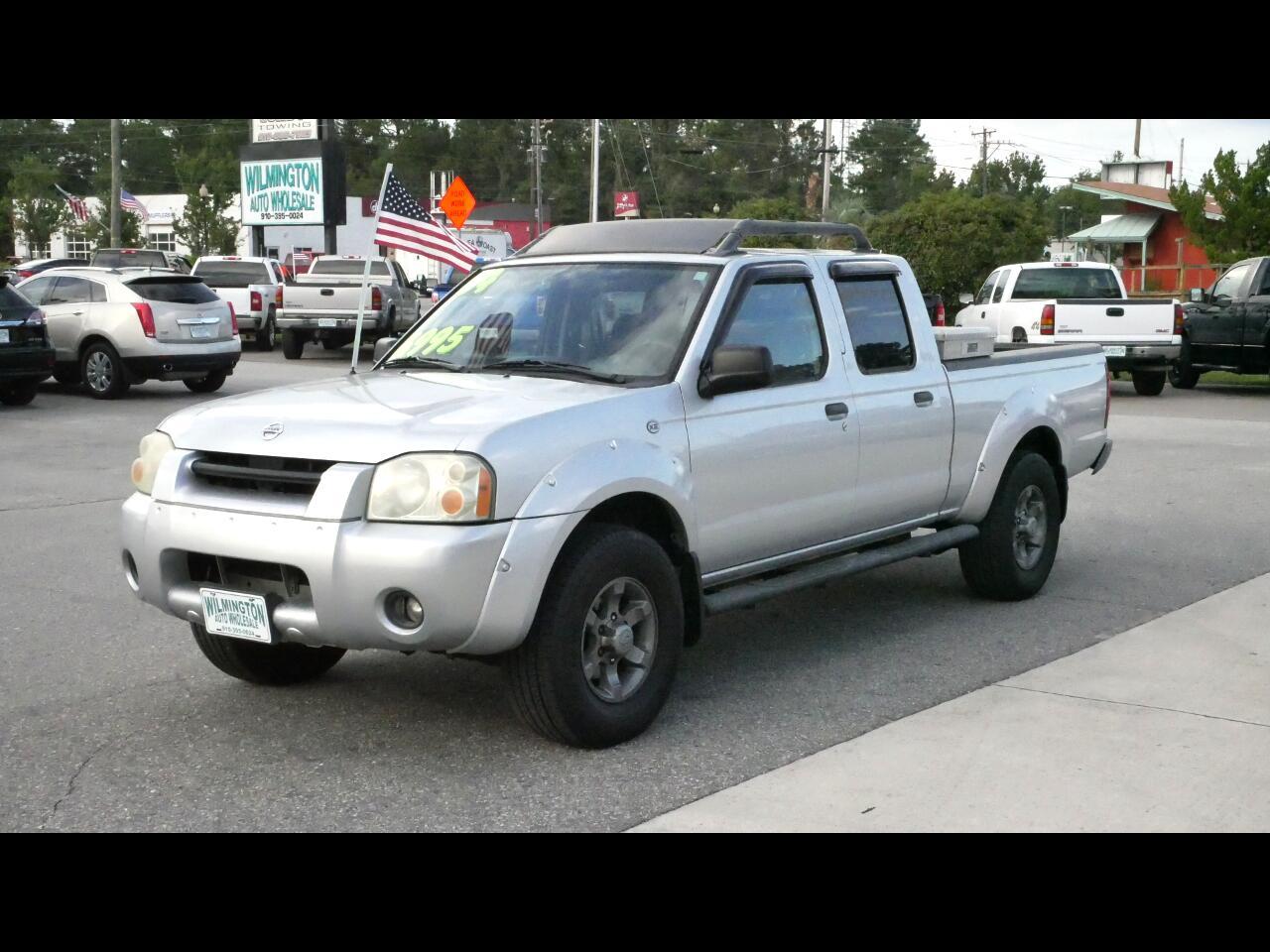 2004 Nissan Frontier LE-V6