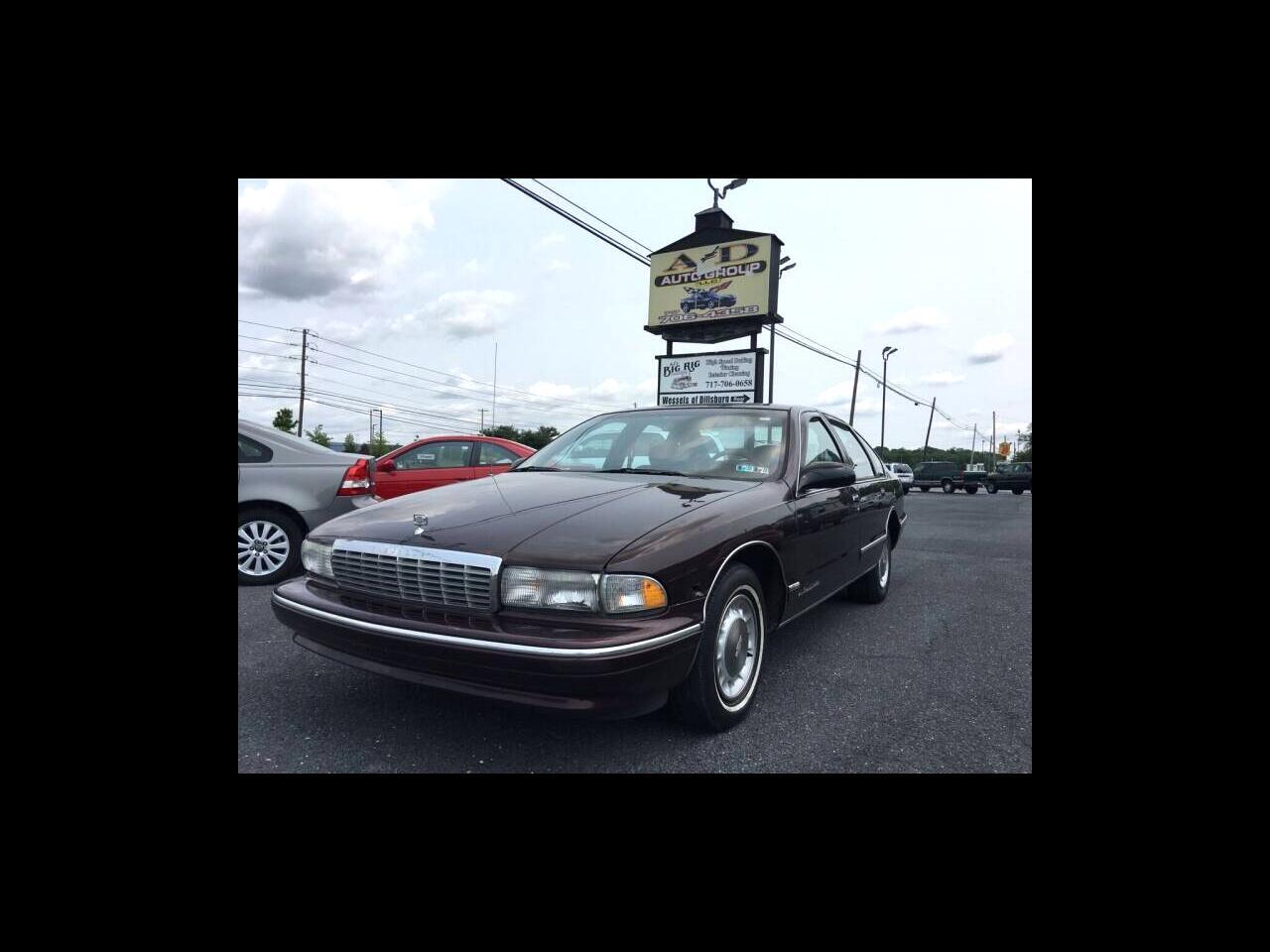 1995 Chevrolet Caprice Base
