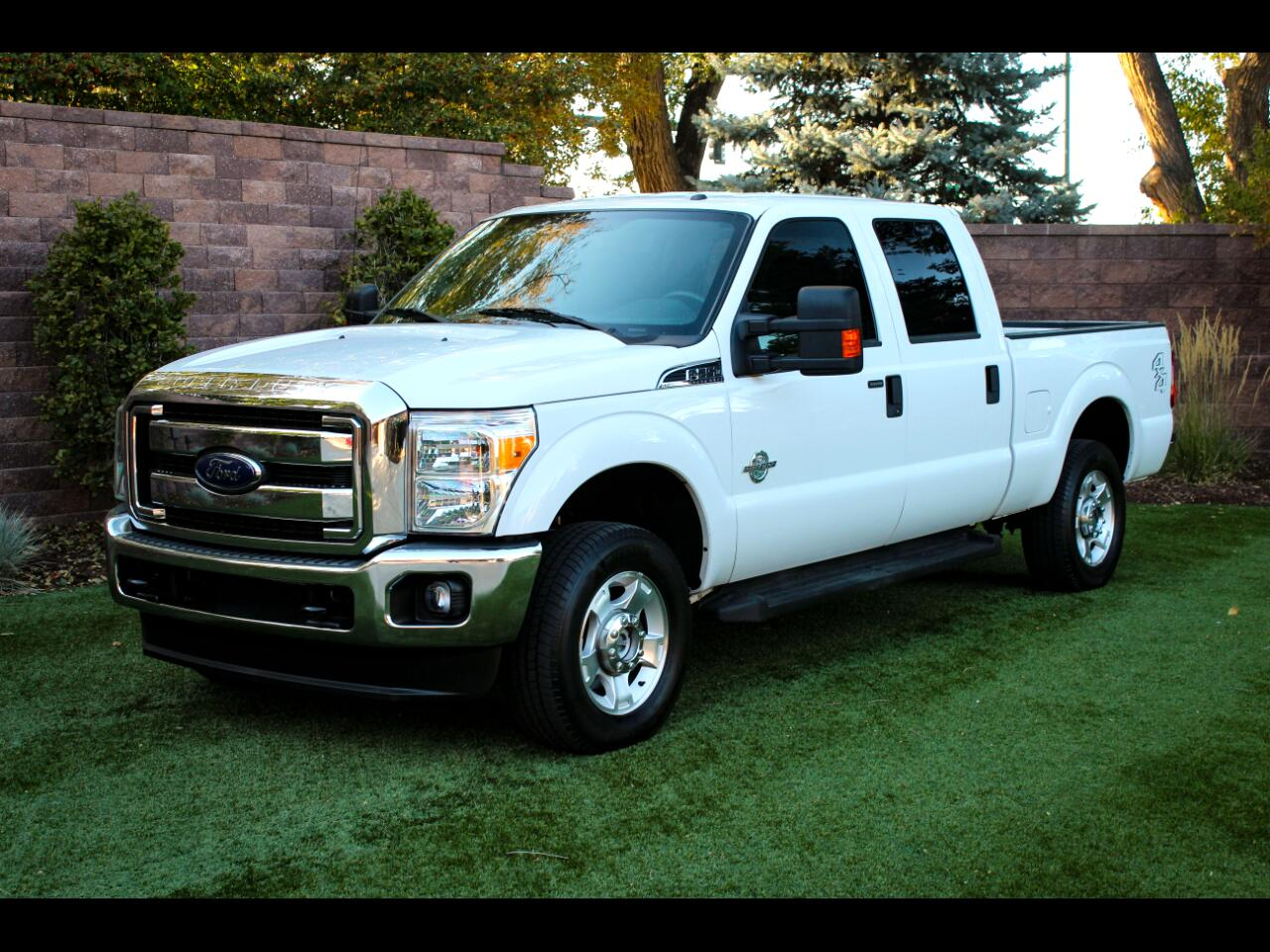 2015 Ford F-250 XLT Crew Cab Long Bed 4WD