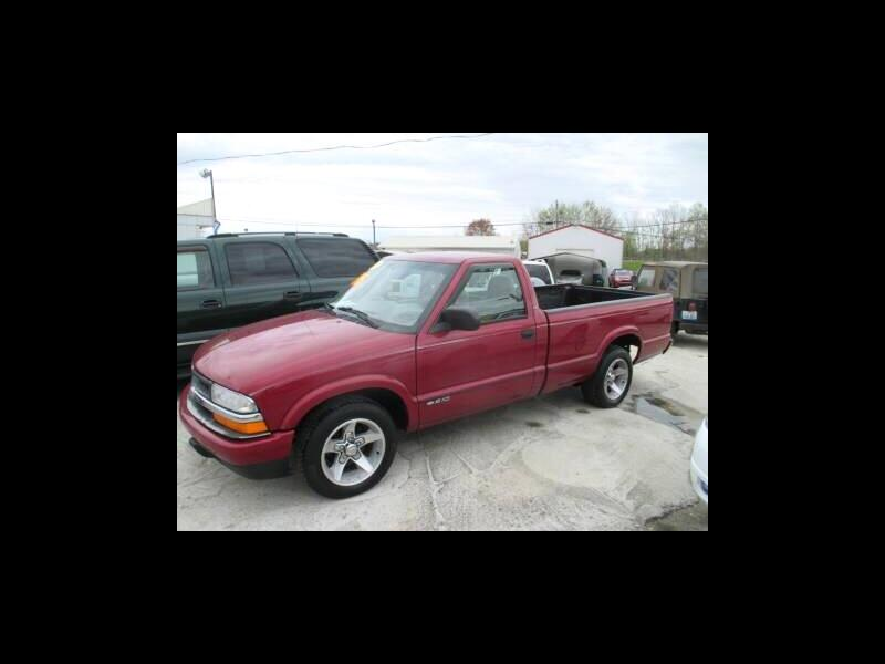 2000 Chevrolet  Short Bed 2WD