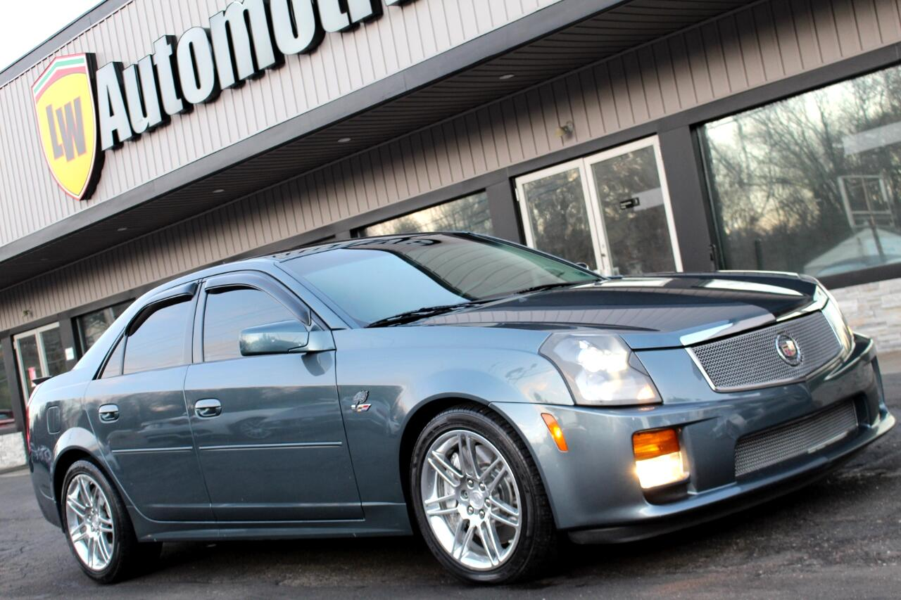 2005 Cadillac CTS-V Base