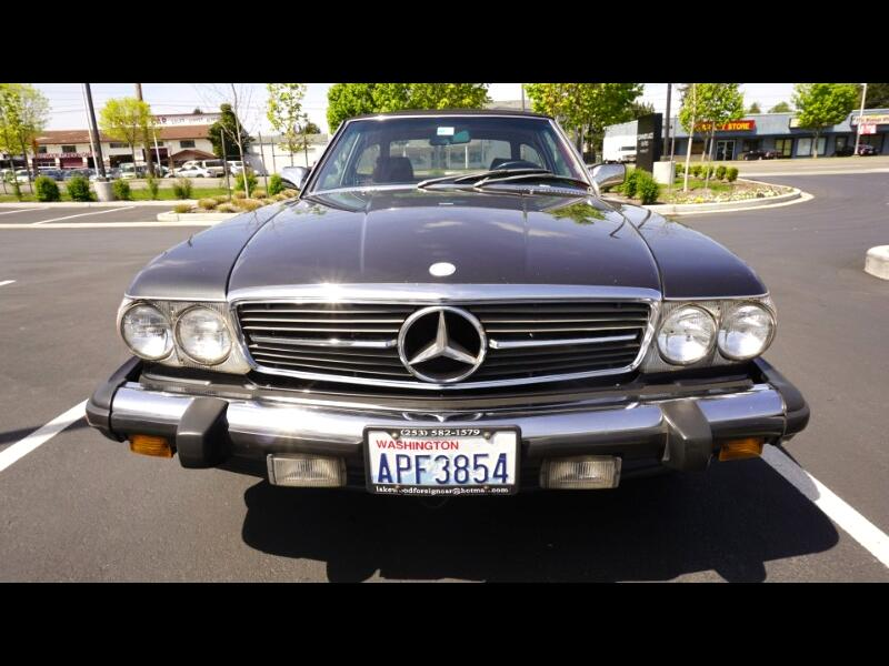 Used Mercedes-Benz 560-Class for Sale in Seattle, WA: 106