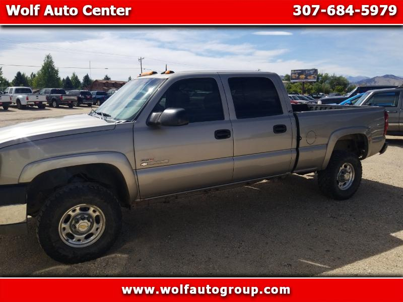 2003 Chevrolet Silverado 2500HD Crew Cab Long Bed 4WD