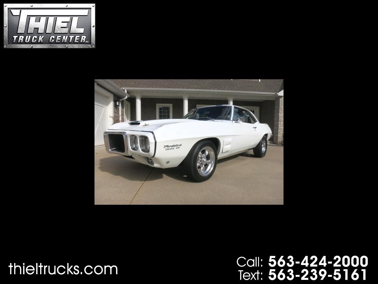 1969 Pontiac Firebird 2dr Coupe Trans Am