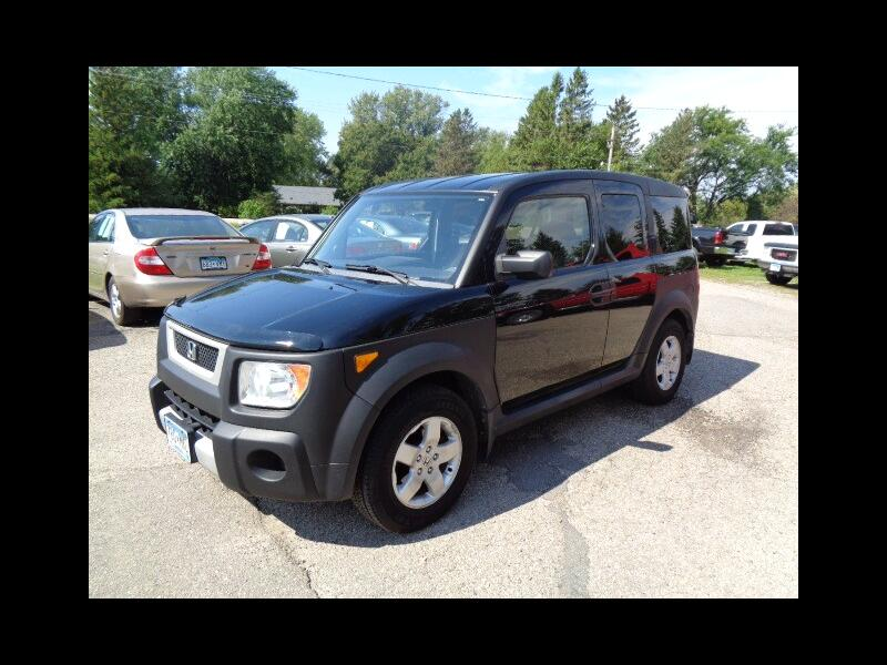 2005 Honda Element EX