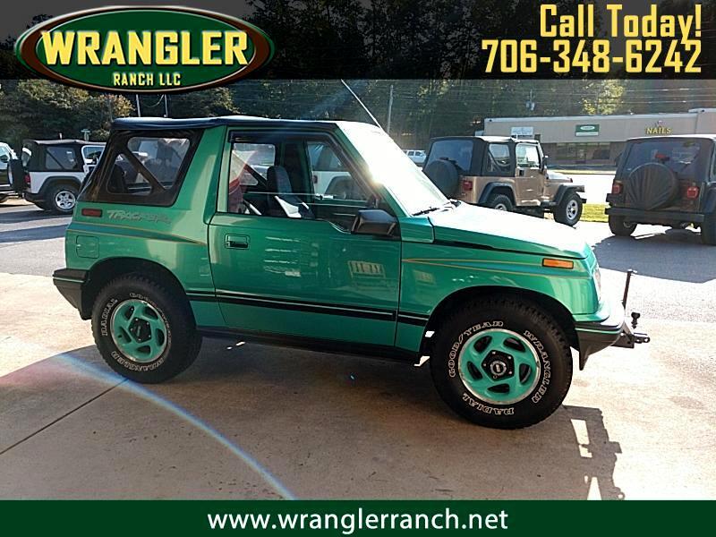 1995 Chevrolet Tracker 2-Door 4WD