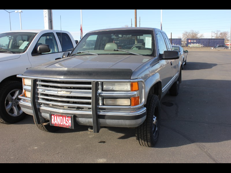 1998 Chevrolet C/K 2500 Ext. Cab 6.5-ft. Bed 4WD