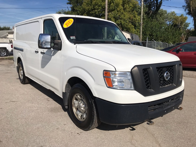 2015 Nissan NV Cargo 3500 HD S High Roof