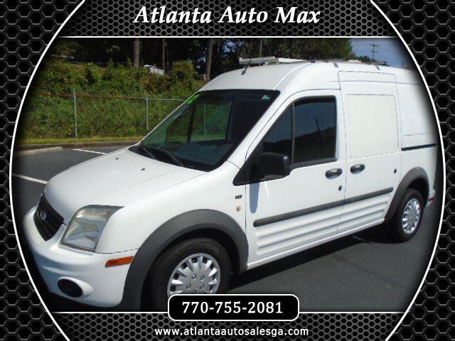2012 Ford Transit Connect Cargo Van XLT