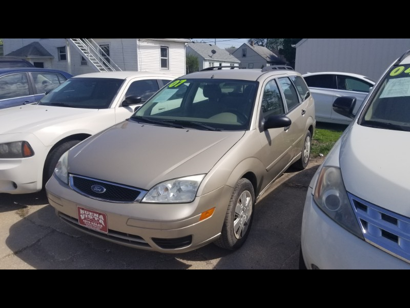2007 Ford Focus ZXW SE