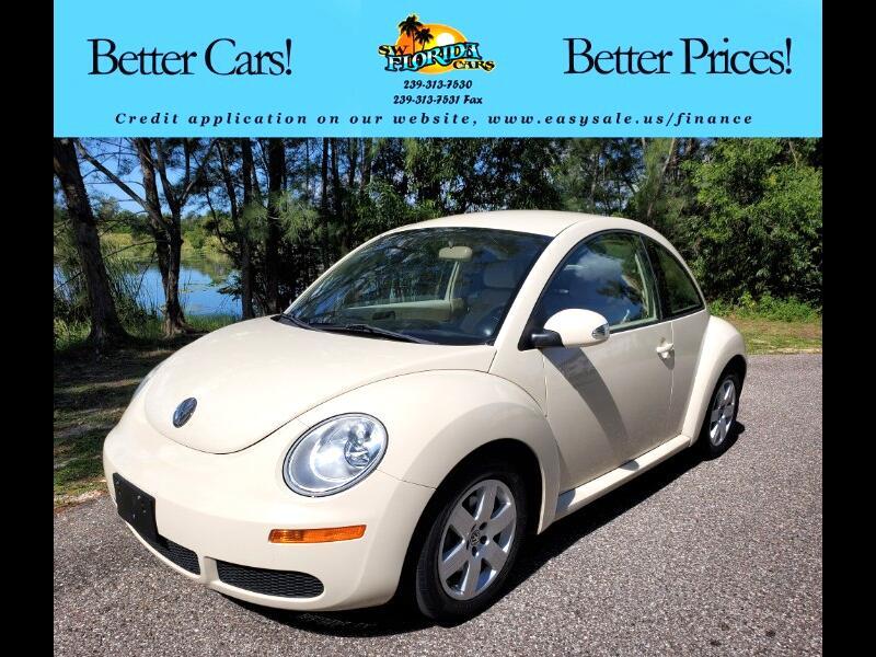 2007 Volkswagen Beetle 2dr Auto 2.5L