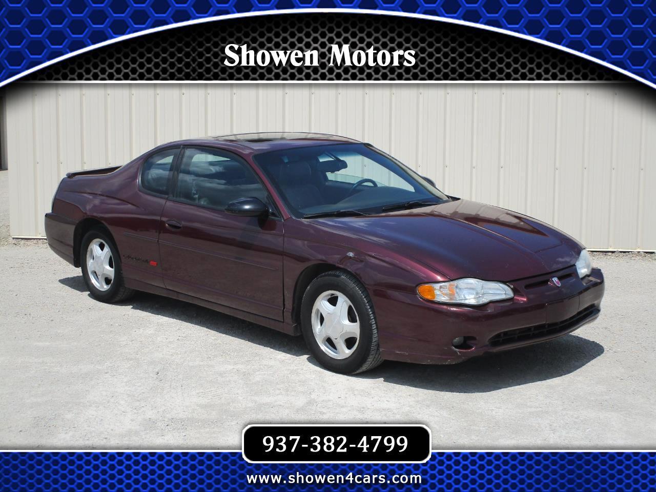 2003 Chevrolet Monte Carlo SS