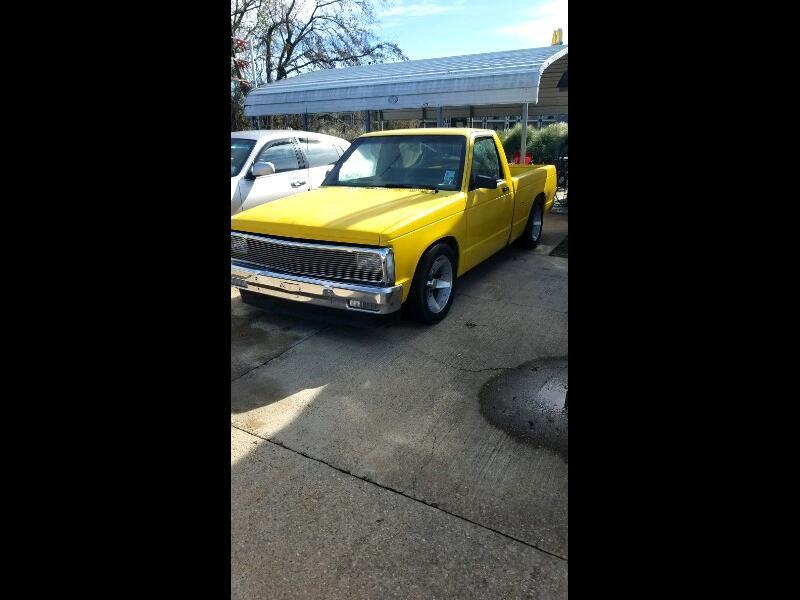1993 Chevrolet  EL Reg. Cab Short Bed 2WD
