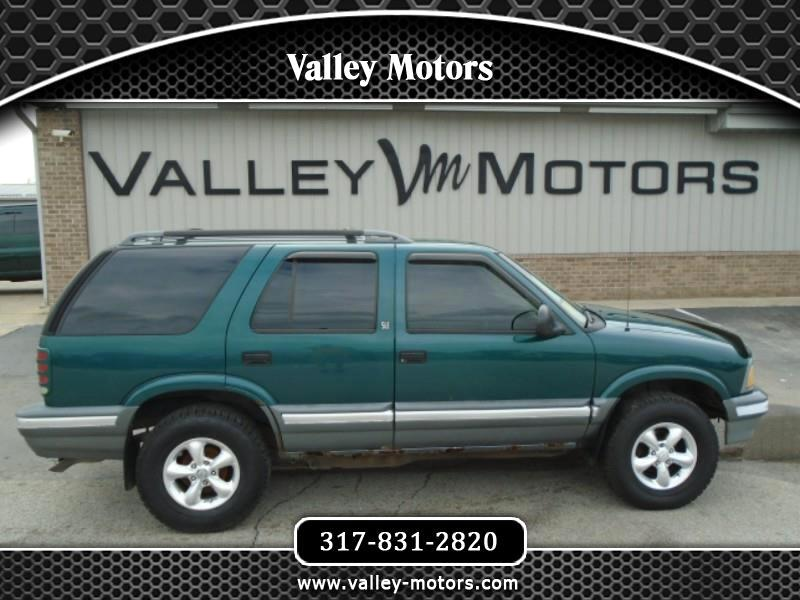 1996 GMC Jimmy SL