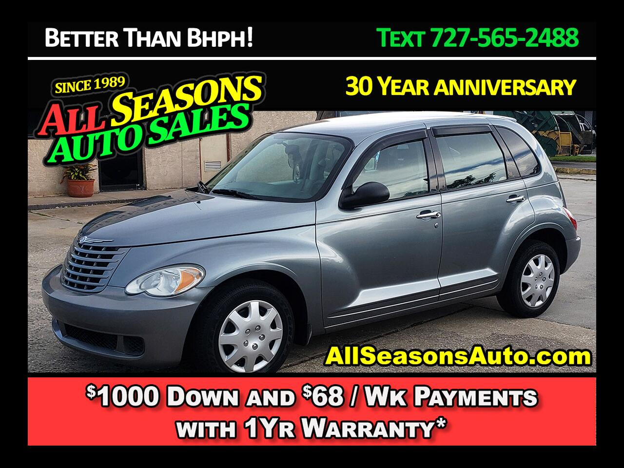 2008 Chrysler PT Cruiser Base