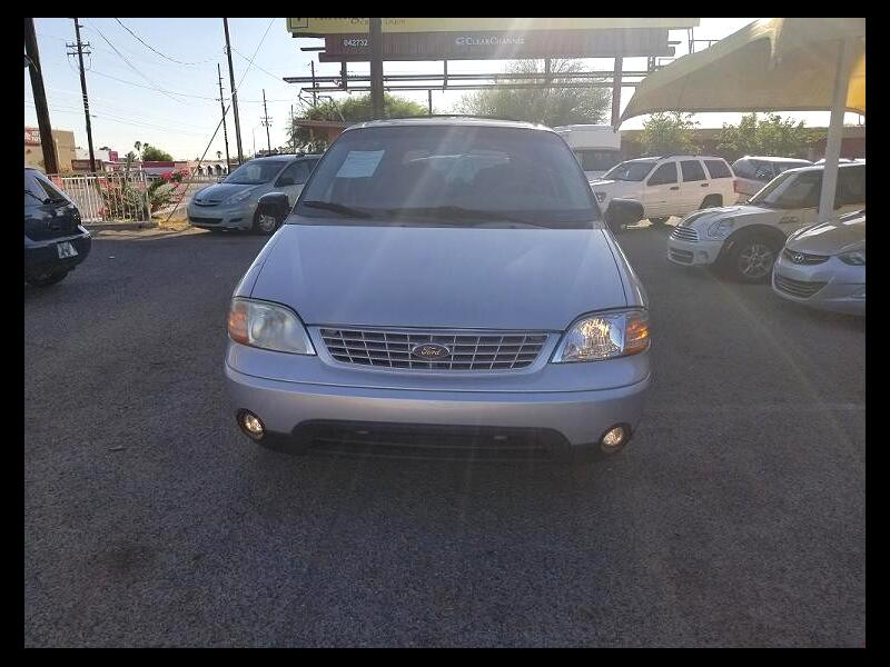 2002 Ford Windstar LX