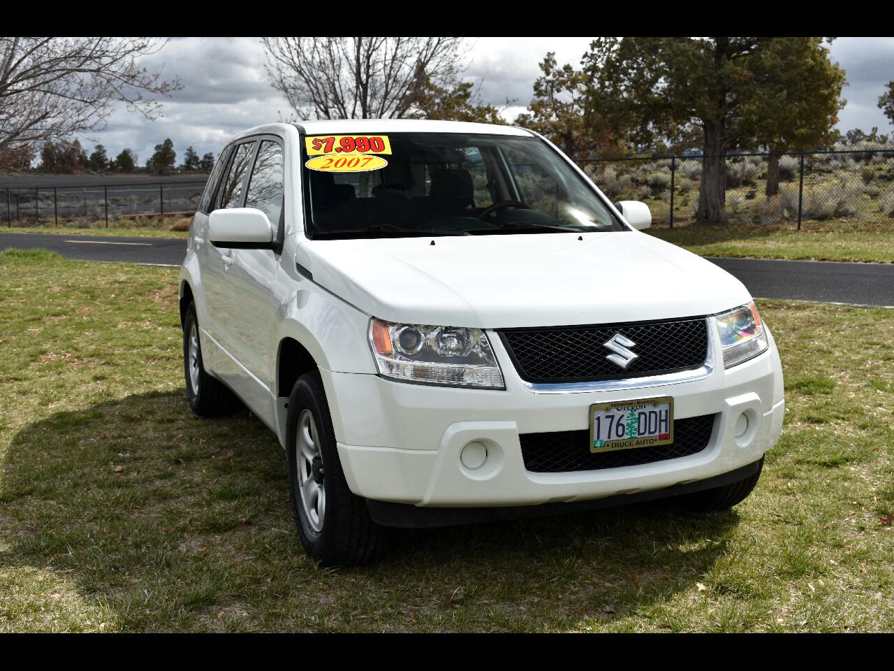 2007 Suzuki Grand Vitara Base