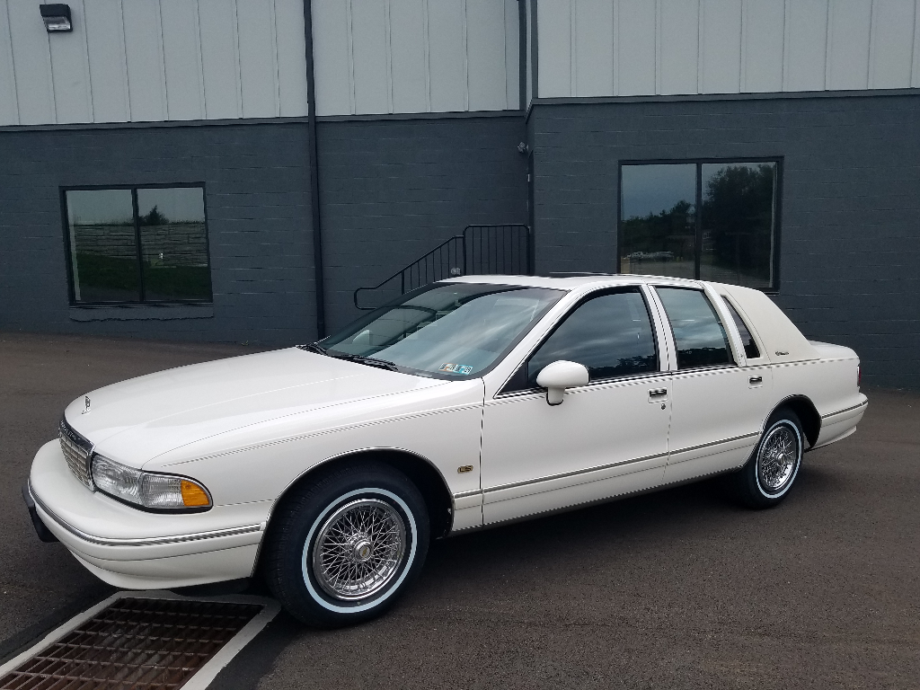 Used chevrolet caprice for sale in pittsburgh pa 64 cars from 1993 chevrolet caprice ls publicscrutiny Choice Image