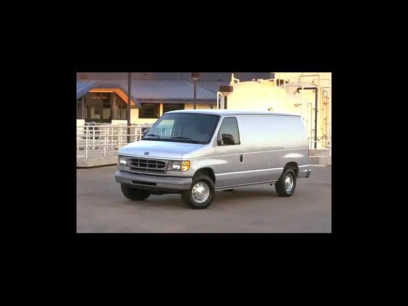 2002 Ford E-Series Van E-350 SD