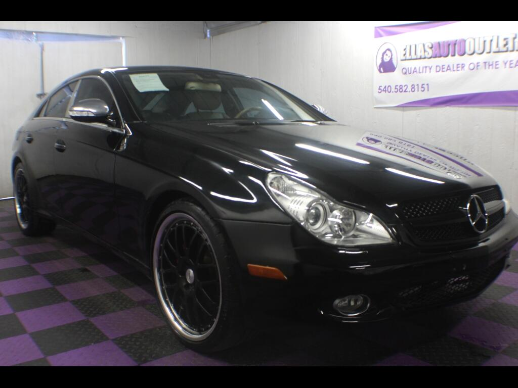 Used Mercedes Benz Cls Class For Sale In Fredericksburg Va 20 Cars 500 2006 5 128250 Mi