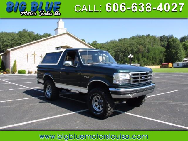 Used Ford Bronco >> Used Ford Bronco For Sale In Huntington Wv 119 Cars From