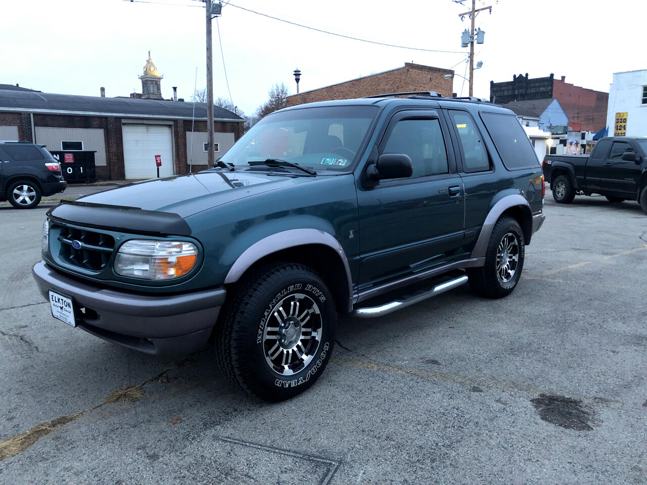 1997 Ford Explorer Sport Coupe