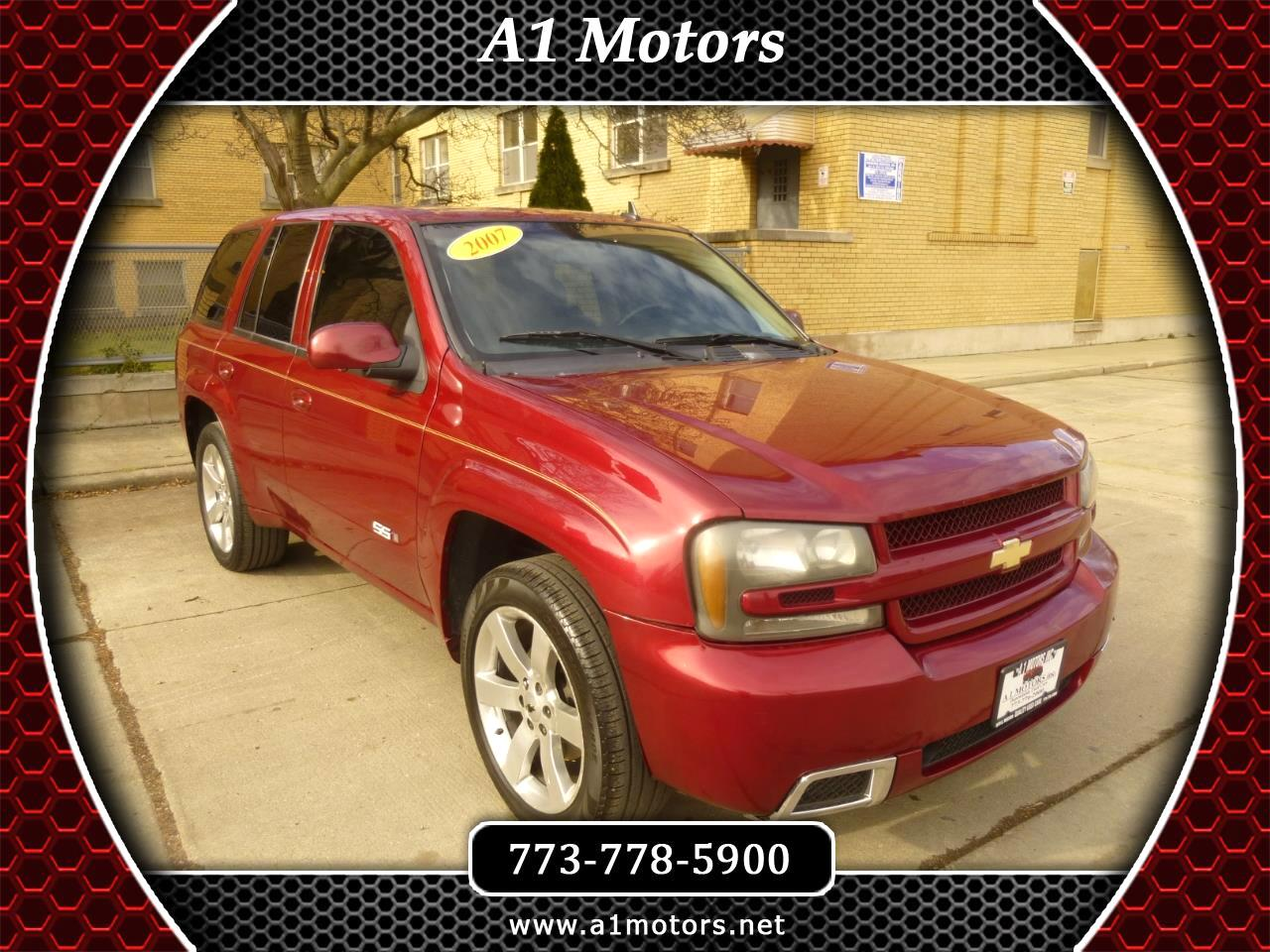 2007 Chevrolet TrailBlazer SS
