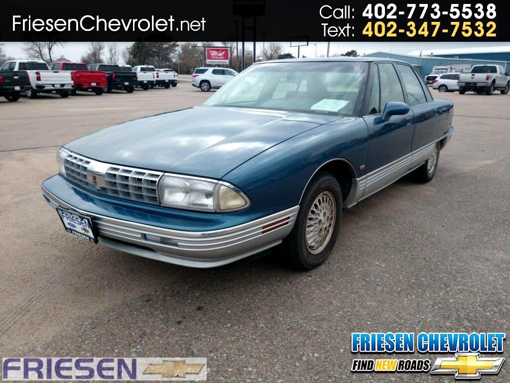 1992 Oldsmobile Ninety-Eight Regency Elite
