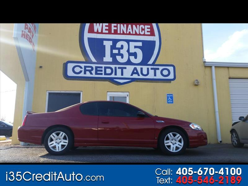 Used Cars For Sale In Oklahoma >> Used Chevrolet Monte Carlo For Sale In Oklahoma City Ok