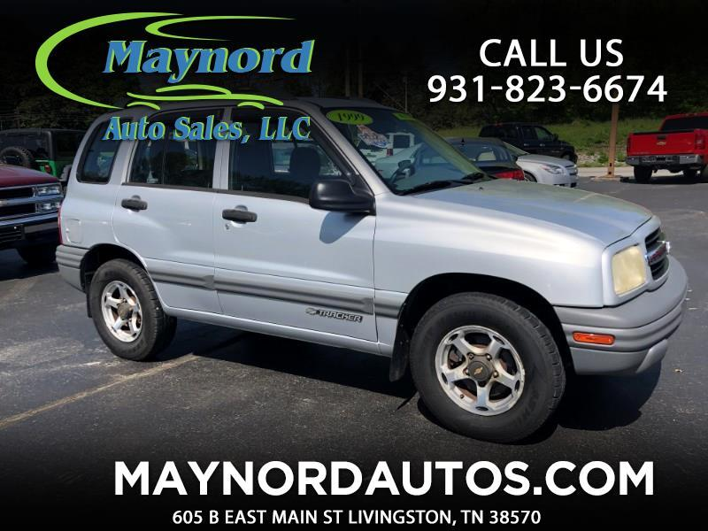 1999 Chevrolet Tracker Base