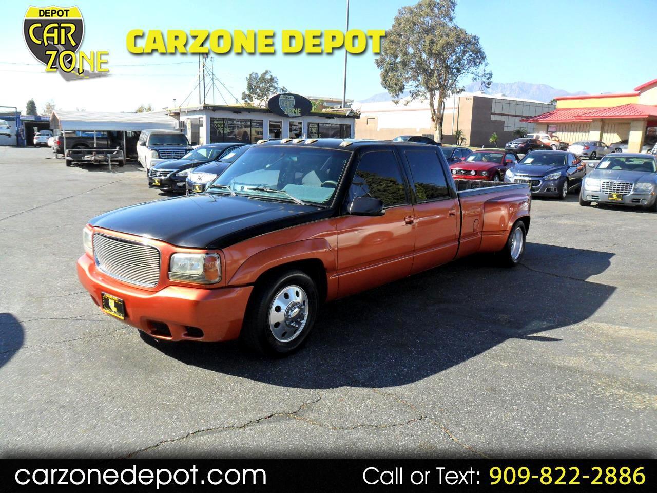 1994 Chevrolet C/K 3500 Crew Cab 2WD