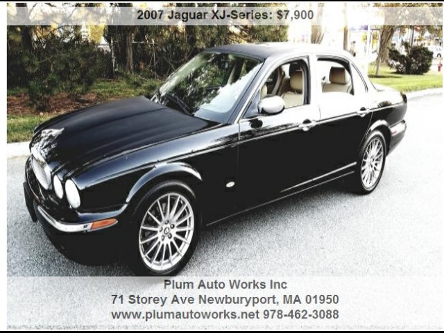 used jaguar xj series for sale in boston ma 6 cars from 1 995. Black Bedroom Furniture Sets. Home Design Ideas