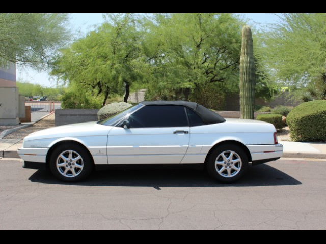 Used Cadillac Allante For Sale In Phoenix Az 50 Cars From 3 280