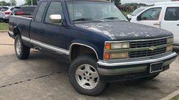 1993 Chevrolet C/K 1500 EXT. CAB 4WD #151