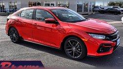 2021 Honda Civic Sport Touring