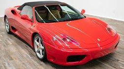 2005 Ferrari 360 Modena Spider F1