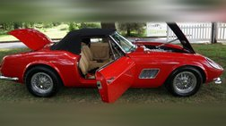 1963 Ferrari BUILT BY MODENA AUTHENTIC THRU OUT EVERY OPTION