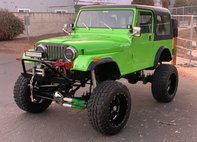 1986 Jeep CJ-7 Base