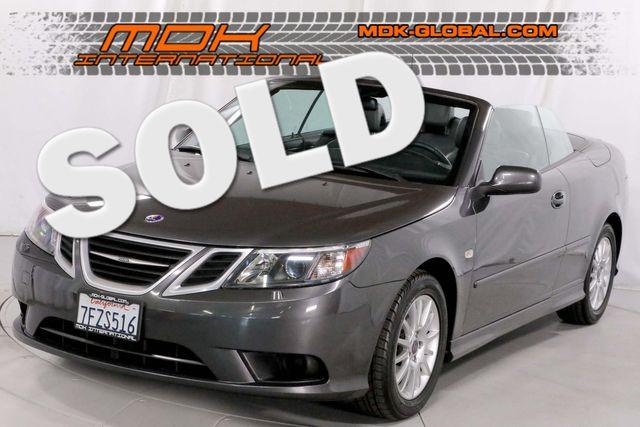 2009 Saab 9-3 Touring - Only 53K miles