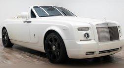 2012 Rolls-Royce Phantom Drophead Coupe Base