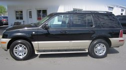2004 Mercury Mountaineer Premier 4.0L AWD