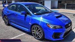 2021 Subaru Impreza WRX STi STI