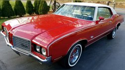 1972 Oldsmobile Cutlass Supreme Coupe