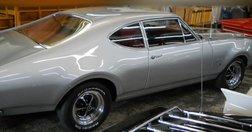 1969 Oldsmobile Cutlass W-31
